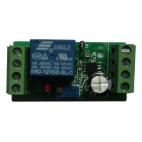 555 Delay Switch Module for Controlling Power Delaying