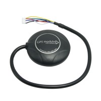 Ublox NEO-M8N GPS Module Support Beidou BDS Positioning Accuracy 1M for APM 2.6/ 2.8 Pixhawk (No Holder)