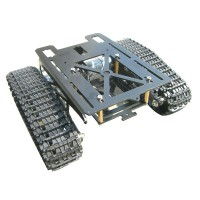 MYROBOT L-170 Smart Car Track Robot Tank Chassis Platform Arduino Wali Robot  Obstacle Avoidance