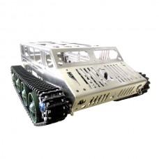 MC ROBOT MK3 Track Robot Tank Chassis Platform Arduino Wali Robot