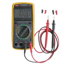 DT9205A Large Screen Foldable Digital Multimeter Can Automatic Power Off w/ Top Grade Meter Pen