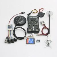 Pixhawk PX4 2.4.6(2.4.5) 32 bit ARM Flight Controller & 8G TF Card/M8N GPS/Led External/PPM/Folding Holder for RC Multicopter