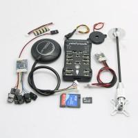 Pixhawk PX4 2.4.6(2.4.5) 32 bit ARM Flight Controller & 8G TF Card/M8N GPS/Led External/PPM/I2C for RC Multicopter
