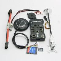 Pixhawk PX4 2.4.6(2.4.5) 32 bit ARM Flight Controller & M8N GPS/8G TF Card/Power Module/Folding Holder for RC Multicopter