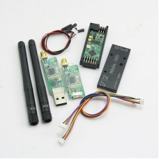 3DR Data Transmitter Telemetry 915MHz & Display Ardupilot Mega Mini OSD for Pixhawk Flight Controller