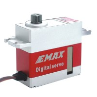 EMax ES9252HV High Voltage Digital Rotor Tail and Swash Servo for 500-550 Helicopter