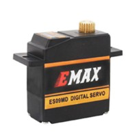 EMAX ES09MD Dual-bearing Special Swash Metal Digital Servo For TREX Align 450 Helicopter