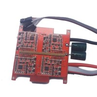 Control Board for EMAX 25A Quattro 25A X4 UBEC Multi-rotor 4 in 1 Brushless ESC Accessories