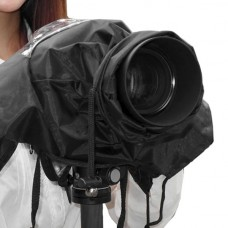 Professional Camera Raincoat Raincover Waterproof Dustproof for DSLR Cannon 5D3 D800