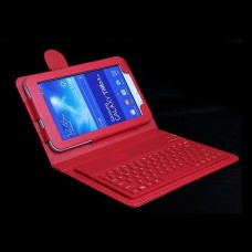 7 inch Samsung T110 T111 Pad Protection Case Bluetooth Keyboard