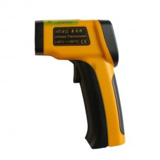 HT-812 Compact Infrard Thermometer Provides Fast Easy and Accurate Readings HT812