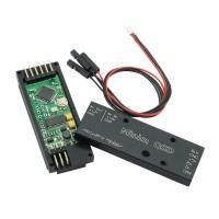 On-Screen Display Ardupilot Mega Mini OSD V1.1 + CNC Processed Shell Case for Pixhawk Flight Controller