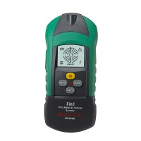 MASTECH MS6906 3 in 1 Multi-functional Scanner Stud Metal Detector AC Voltage Meter Wood Thickness Test For Decoration