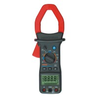 MASTECH MS9912 Pincerlike Digital DC 1000V Multimeter Forceps Head 55mm Automatic Range