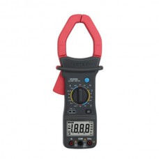 Mastech MS2000G Digital Ammeter Clamp Meters 2000A AC DC Current Voltage Resistance Temperature Tester