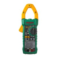 MASTECH MS2015A Digital Clamp Meter AC/DC A/V Res Cap Freq True RMS 1000A WN0145