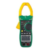 MS2026 Portable LCD AC Mini Accurate Electronic Digital Clamp Meter Tool