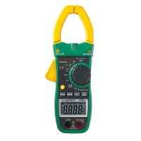 MASTECH MS2026R AC DC ADP CAP 42mm Digital Clamp Meter