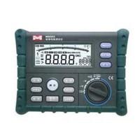 MASTECH MS5203 Digital Insulation Resistance Tester Multimeter Megger 0.01 Mohm to 10.00 Gohm HV meter 50V-1000V output