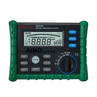 Portable High Quality MS5205 Digital Insulation Tester Megger MegOhm Meter DC250/500/1000/2500V AC750V