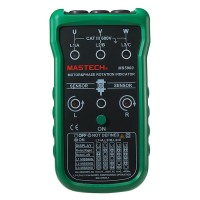 MASTECH MS5900 3-phase Non-contact Rotation Field Indication Motor Direction Test Meter