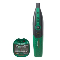 Mastech MS5902 Automatic Circuit Breaker Finder Socket Tester