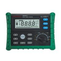 Circuit Breaker RCD Loop Tester Meter Trip-out Time & Current Voltage Frequency Loop Resistance Measurement USB MS5910
