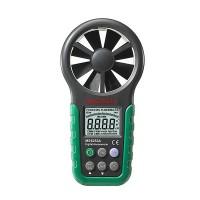 Mastech MS6252A Digital Anemometer 0.40~30.00 m/s