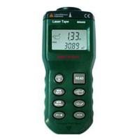 Laser Guide Ultrasonic Distance Measure Range Finder 15m MASTECH MS6450