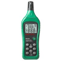 Mastech High Precision Digital Hygrometer Temperature Humidity Meter MS6508 VS F971 Dew Point Wet Bulb