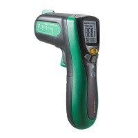 MASTECH MS6520B Non-contact LCD Digital Laser Point IR Infrared Gun Thermometer Temperature Meter 10:1(D:S) -20C~500C