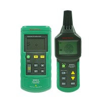 Mastech MS6818 Portable Professional Cable Locator Sockets Lines Tracker Metal Pipelines Detector Tester AC DC Voltage 12-400V