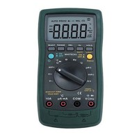 MASTECH MS8226T Auto range Digital Multimeter True RMS DMM HZ Capacitance Temperature Meter With RS-232C Data Output Backlit