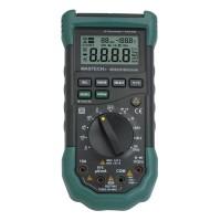 MASTECH MS8228 Auto Range 4000 Counts Digital Multimeter Multifunctional Infrared Thermometer Environmental Hygrometer Meter