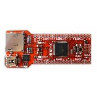 The Mini - ATX Atxmega32A4 IO Board USB Development Board TF Card