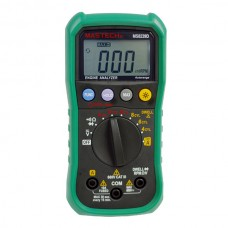 MASTECH MS8239D Digital Automotive Multimeter And Engine Analyzer Dwell Angle/ Speed 4CYL~8CYL Continuity Test