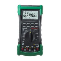 Handheld Auto Range LCD True-RMS Digital Multimeter DMM MASTECH MS8240D Capacitance Frequency Diode Continuity With USB