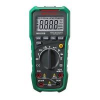 Mastech Digital Multimeter MS8250A Multimetro Capacitance Frequency Meter VS Fluke F17B 15B