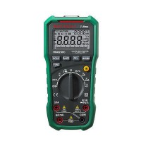 Mastech MS8250C Autoranging Digital Multimeter True RMS Low-pass Filtering 6600 D/A Display NCV USB Data Transmission