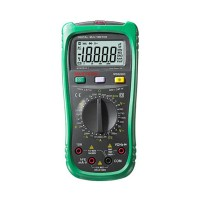 MASTECH MS8260D Digital Multimeter Non-contact AC / DC voltage and current frequency of the transistor