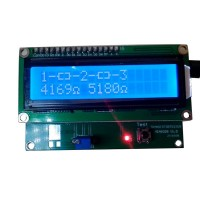 Transistor Tester The Newest Version Adopting ATmega328 Main Control Chip Surpass m8