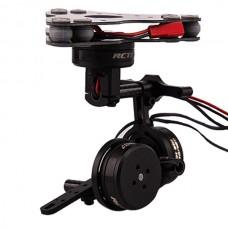 rctimer GoPro Brushless 3 Axis Gimbal 2804 Brushless Gimbal Motor for FPV Photography