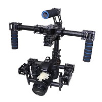 rctimer DSLR 3 Axis Brushless Handheld Gimbal for 5D2 GH2