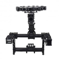 rctimer DSLR 3 Axis Brushless Gimbal for FPV Photography No Control Board