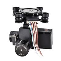 Rctimer H4-3D Gopro3 Brushless Gimbal AlexMos Controller Mini Controller