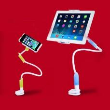 Pad Phoen Holder Universal Samsung Iphone PC 360degree Rotation Clamp