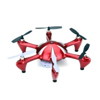 ROA HOBBY ALIEN X6 2.4G 4CH 6 Axis RC Mini Hexacopter With 2MP Camera RTF