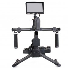 Steady-Cam Swift 3 Axis Gyro Stabilizer Gimbal for GH3/GH4 Camera Photography (Plug and Play)