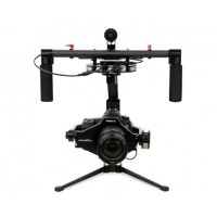 SteadyGim5 Pro 3-axis Camera Stabilizer Handheld Brushless Gimbal for Canon 5D Nikon DSLR Series Camera