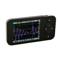 Mini digital Oscilloscope Pocket Storage Oscilloscope DSO201 V1.6 + X1 X10 robe